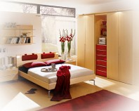 Dormitor, dressing