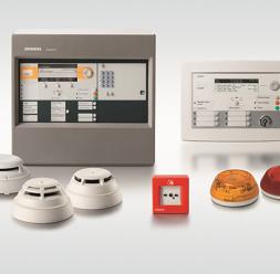 Produse pentru siguranta la incendiu Cerberus PRO Centrale si detectoare de incendiu, echipamente periferice inteligente, sunt solutii complete Cerberus PRO pentru protectia la incendiu, oferite de Siemens.