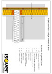 Casa pe structura de lemn - Fatada ventilata ISOVER - FORTE (ROLA), VARIO KM DUPLEX UV
