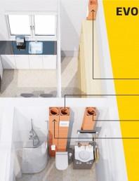 Caramida pentru canale de ventilatie