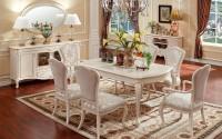 Mobilier sufragerii Il Vero are o gama variata de piese de mobilier, finisaje diferite si utilitati diverse pentru sufragerii.