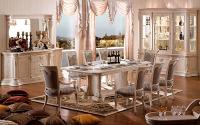 Mobilier dinning Il Vero are o gama variata de piese de mobilier, finisaje diferite si utilitati diverse pentru dinning.