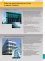 Referinte pentru sistemele de jaluzele verticale si panouri glisante