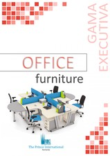 Mobilier pentru birouri - gama executiva The Prince International