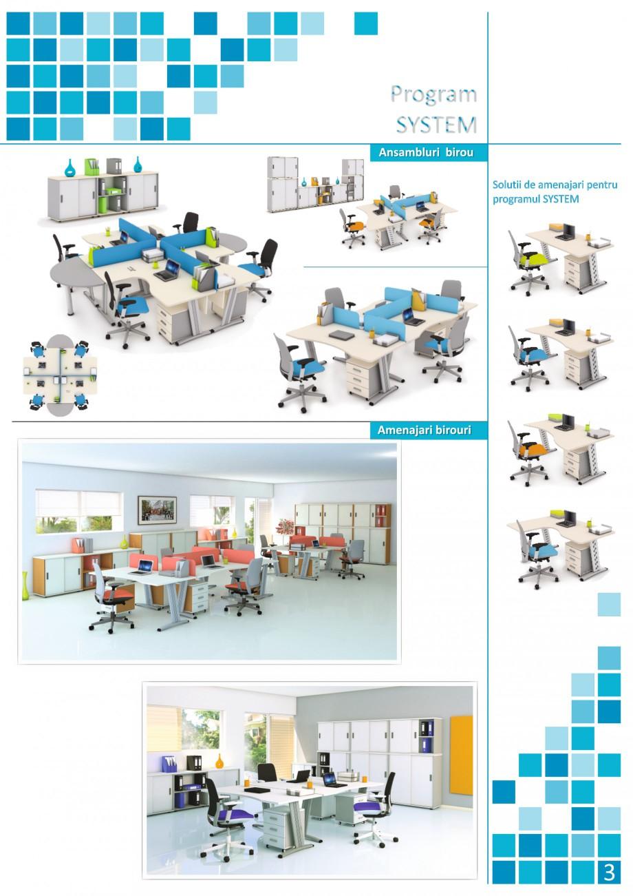Catalog, brosura Mobilier pentru birouri - gama executiva CLBRC16 P160, CLUB01, CLUB02, KABRC16 P160, KABRC16 P160 x2, KABRC16 P160/P80, KAPPA01, KAPPA02, SYS01, SYS02, SYS03, SYS04, SYSBRC16 P160, SYSBRC16 P160/P80_2, SYSBRC16 P160/P80, SYSBRL16 SYSMSR12 P120, SYSBRV16 P160, SYSD02_80 SYSR02_80, SYSD03_100 SYSD02_80 SYSR02_80, SYSD03_100/SYSD02_100, SYSD03_100/SYSD02_100 SYSD02_80 SYSR02_80, SYSD03_100/SYSD02_100 SYSR02_90 The Prince International Mobilier pentru birouri PRINCE INTERNATIONAL  - Pagina 3