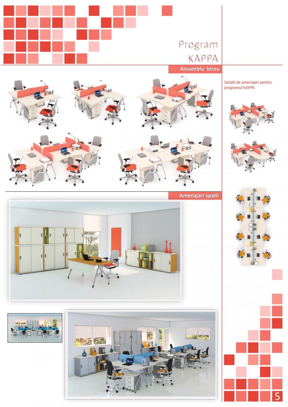 Catalog, brosura Mobilier pentru birouri - gama executiva CLBRC16 P160, CLUB01, CLUB02, KABRC16 P160, KABRC16 P160 x2, KABRC16 P160/P80, KAPPA01, KAPPA02, SYS01, SYS02, SYS03, SYS04, SYSBRC16 P160, SYSBRC16 P160/P80_2, SYSBRC16 P160/P80, SYSBRL16 SYSMSR12 P120, SYSBRV16 P160, SYSD02_80 SYSR02_80, SYSD03_100 SYSD02_80 SYSR02_80, SYSD03_100/SYSD02_100, SYSD03_100/SYSD02_100 SYSD02_80 SYSR02_80, SYSD03_100/SYSD02_100 SYSR02_90 The Prince International Mobilier pentru birouri PRINCE INTERNATIONAL  - Pagina 5
