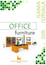 Mobilier pentru birouri - gama directoriala The Prince International
