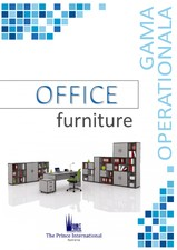 Mobilier pentru birouri - gama operationala The Prince International