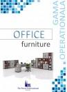 Mobilier pentru birouri - gama operationala