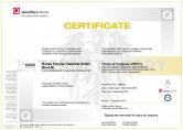 Certificat PEFC REHAU