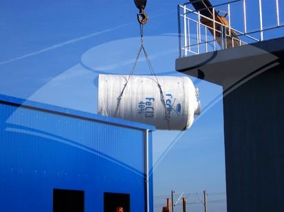 rezervor-vertical-stocare-clorura-ferica-25-mc Rezervoare din fibra de sticla