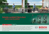 Masina de spalat cu presiune 1500 W, 120 bari Bosch Gradinarit AQT 35-12 BOSCH