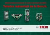 Telemetru cu laser Bosch Verde PLR 50 BOSCH