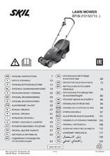 Masina de tuns gazon 1400 W Skil Gradinarit 0715AA SKIL