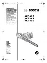 Ferastrau electric cu lant 1800 W+Lant+Ochelari Bosch Gradinarit AKE 40 S BOSCH