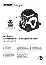 Nivela laser rotativa CST Berger ALH CST berger
