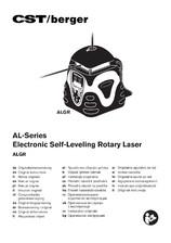 Nivela laser rotativa CST Berger ALGRD CST berger