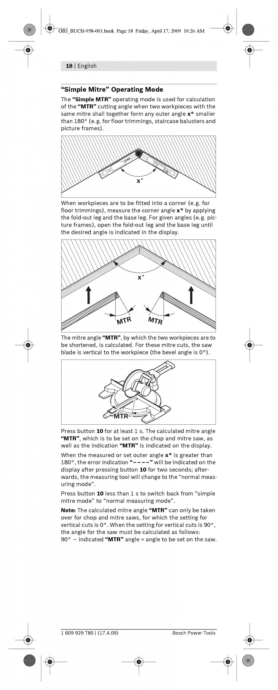 fisa tehnica professional goniometru digital bosch. Black Bedroom Furniture Sets. Home Design Ideas