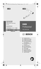 Professional Goniometru Digital BOSCH Professional DWM 40 L SET BOSCH