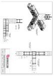 Intersectie T - zid exterior de 25 cm cu zid interior de 25 cm BRIKSTON -