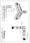 Intersectie colt - zid de 25 cm / Blocuri ceramice, caramizi / BRIKSTON