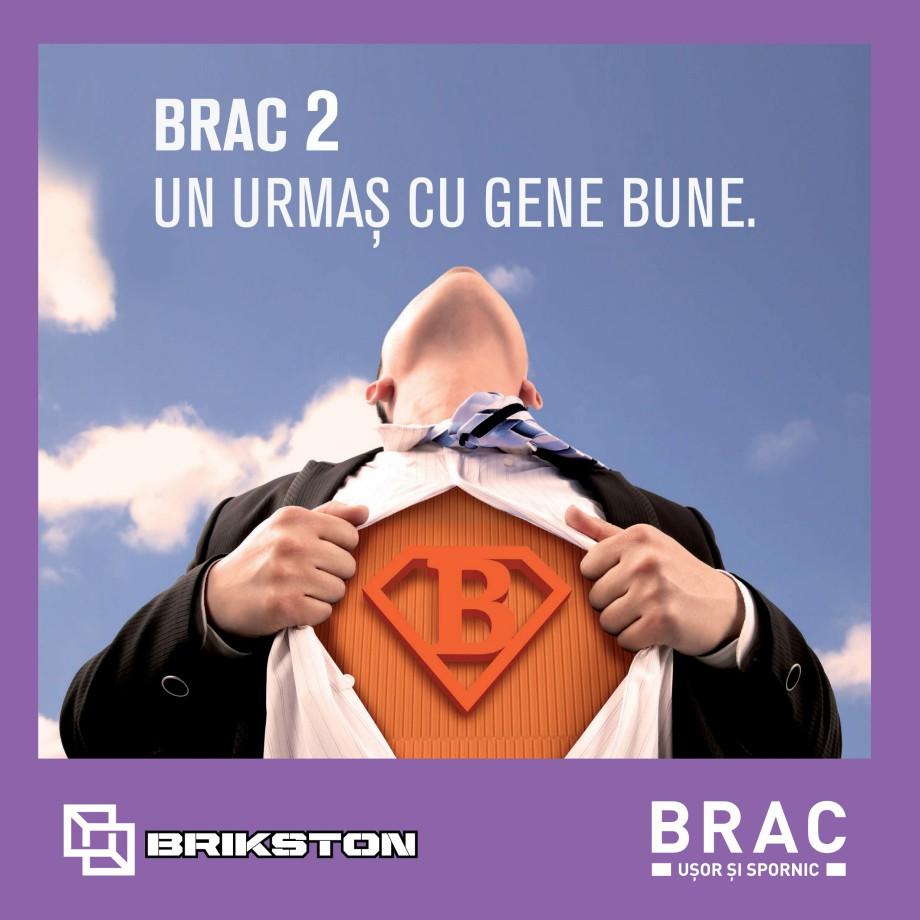 Pagina 1 - Caramida BRAC BRIKSTON Brac 290/238, Brac 365/238 Catalog, brosura Romana