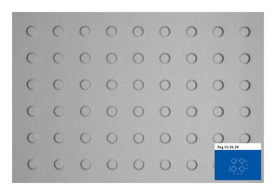 Pagina 1 - Tabla amprentata STANTOBANAT Rsg 15-36.38 Fisa tehnica Rsg 15-36,38  p w p