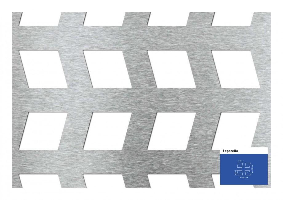 Pagina 1 - Tabla perforata - Perforatii decorative STANTOBANAT Leporello 40-65 Fisa tehnica...