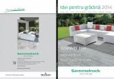 Idei pentru gradina 2014 - Semmelrock SEMMELROCK STEIN+DESIGN
