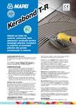 Adeziv pe baza de ciment pentru placi ceramice MAPEI - KERABOND T-R