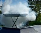 Ferestre de evacuare fum pentru acoperis terasa VELUX