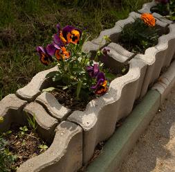 Jardiniere din beton ELIS PAVAJE