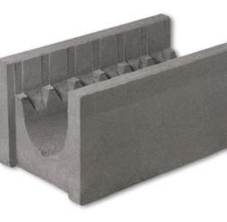 Rigole din beton compact pentru piscine ELIS PAVAJE