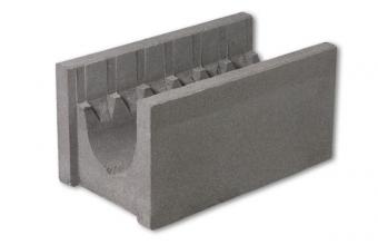 Rigole din beton compact pentru piscine