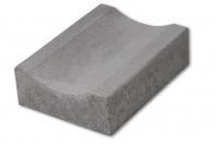 Rigole din beton compact pentru terase