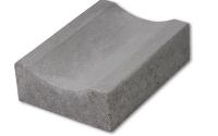 Rigole din beton compact pentru terase Rigolele pietonale R2, oferite de Elis Pavaje, sunt rigole destinate si utilizari pentru terase. Au o buna rezistenta la ciclurile de inghet-dezghet.
