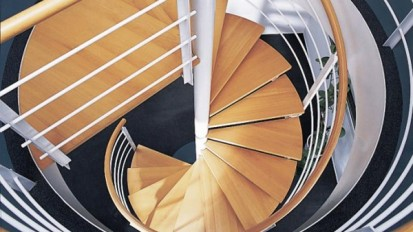 scara spirala Oslo Scari metalice elicoidale - spiralate