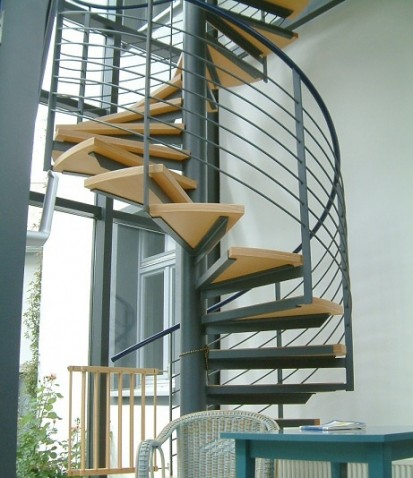 scari elicoidale Oslo Scari metalice elicoidale - spiralate