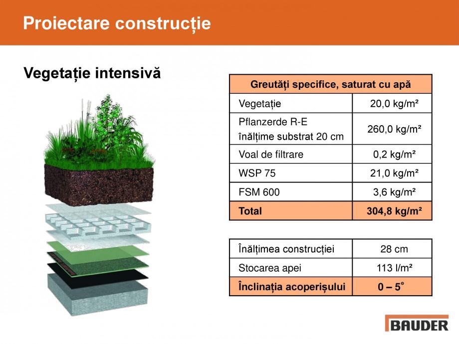 Pagina 9 - Acoperis cu vegetatii extensive si intensive   BAUDER Catalog, brosura Romana i/ fără...