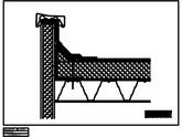 Termoizolatie din spuma poliuretanica - Racord la atic 1 BAUDER