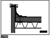 Termoizolatie din spuma poliuretanica - Racord la atic 2 BAUDER