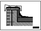 Termoizolatie din spuma poliuretanica - Racord la atic 3 BAUDER