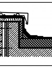 Termoizolatie din spuma poliuretanica - Racord la atic 3
