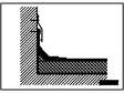 Termoizolatie din spuma poliuretanica - Racord la perete 2 BAUDER