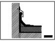 Termoizolatie din spuma poliuretanica - Racord la perete 3 BAUDER
