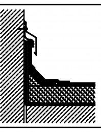 Termoizolatie din spuma poliuretanica - Racord la perete 3