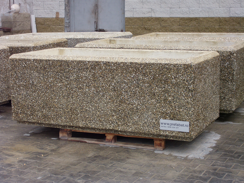 prezentare produs jardiniere din beton prefabet poza 8. Black Bedroom Furniture Sets. Home Design Ideas
