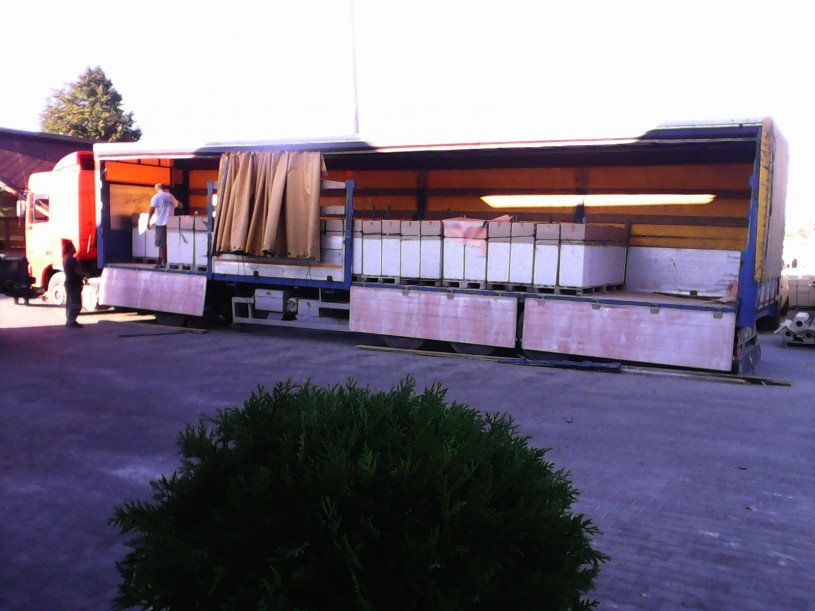 Prezentare produs Transport cosuri de gunoi Prefabet - Poza 7