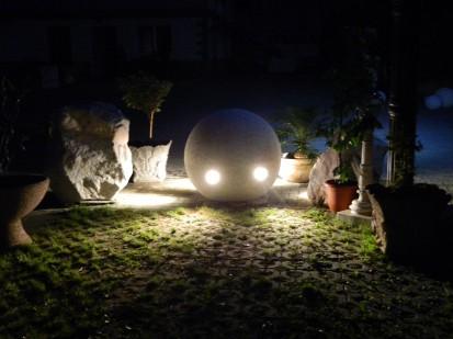 Mobilier urban / Bolard iluminat