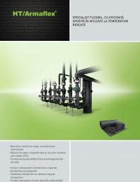 Izolatie elastomerica flexibila pentru sisteme de incalzire